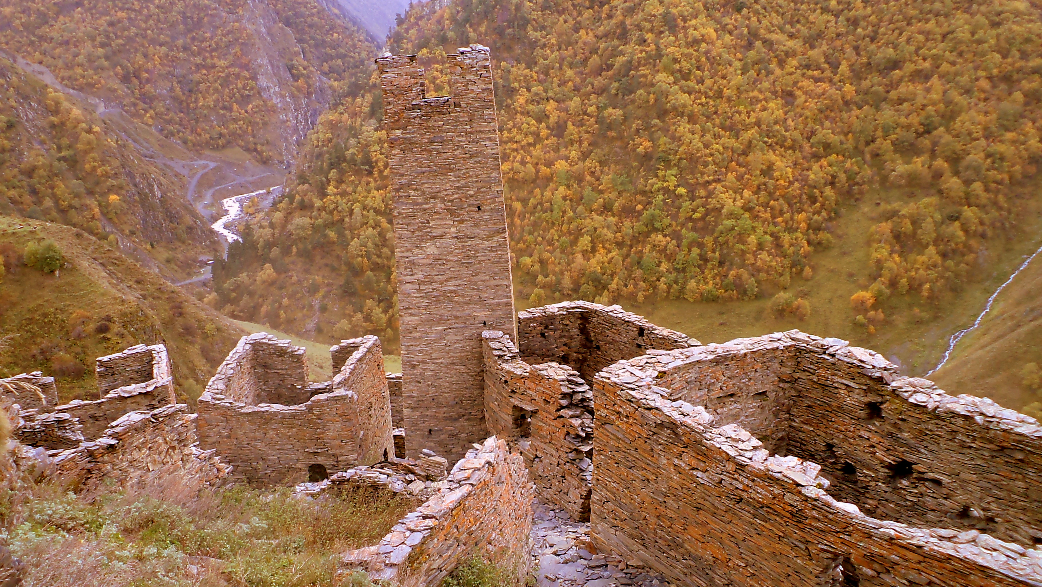 Gruzja poza szlakiem, czyli opowieść o Chewsuretii (część I)